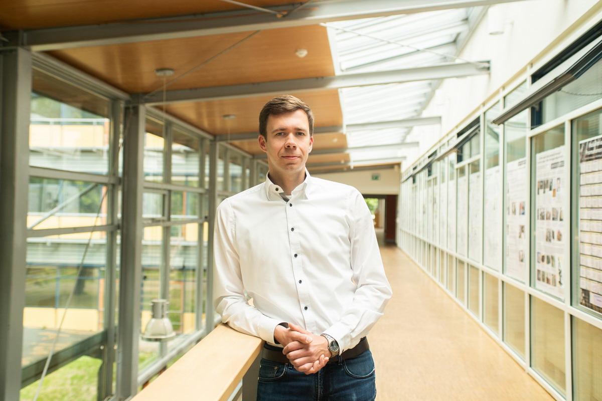 Florian Jäckel Teamleiter Veranstaltungssicherheit